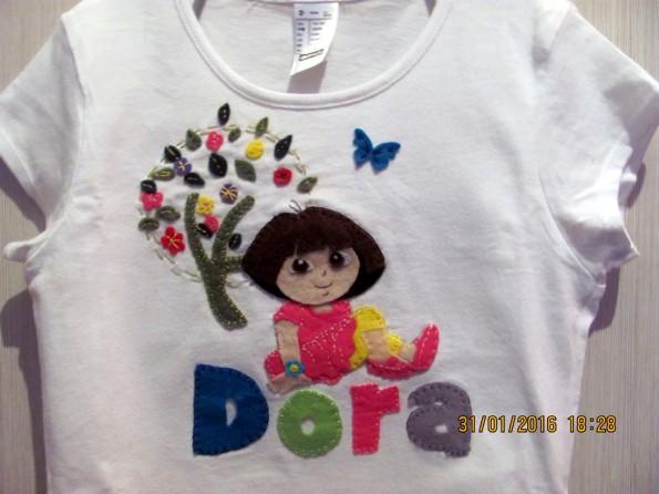 """Tricou """"DORA"""""""