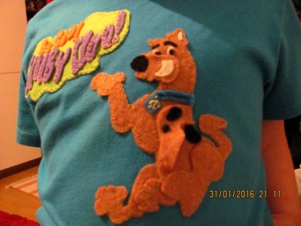 Tricou Scooby-Doo