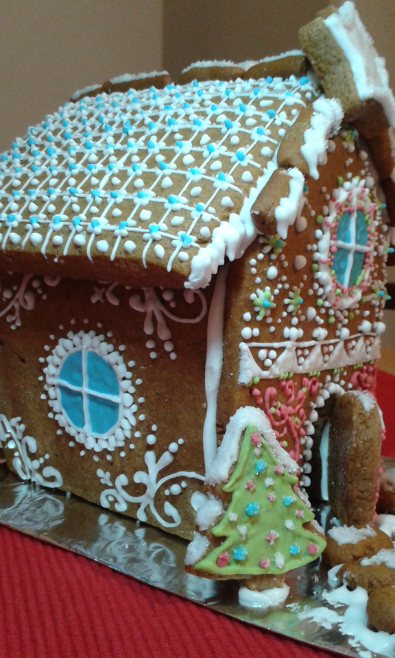 Casa din turta dulce